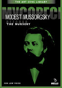 Modest Mussorgsky: The Nursery - for low voice